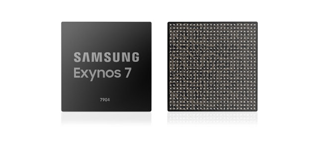 Samsung Launches Exynos 7 Series 7904 Mobile Processor for midrange phones