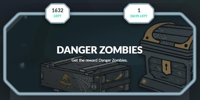 免費序號領取:Danger Zombies