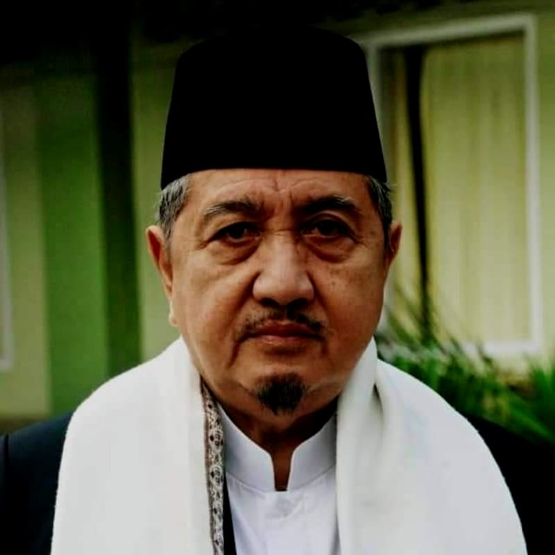 KH. Abdullah Zarkasyi, Putra Pendiri dan Pimpinan Pondok Gontor Wafat
