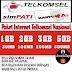 Paket Internet Telkomsel Nasional 2018 Murah Kuota Besar Semua Jaringan Full Service 24 Jam