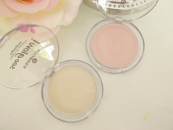 soo glow! cream to powder highlighter 10 look on the bright side und 20 bright up my life
