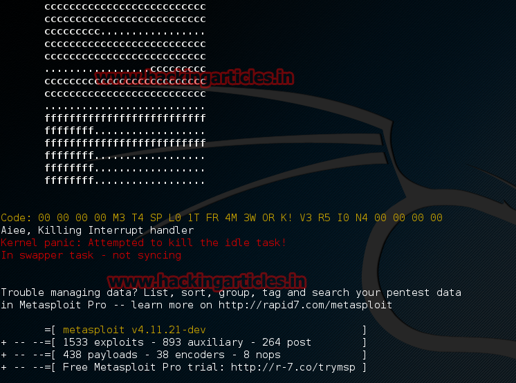 Penetration Testing – Hacking Articles