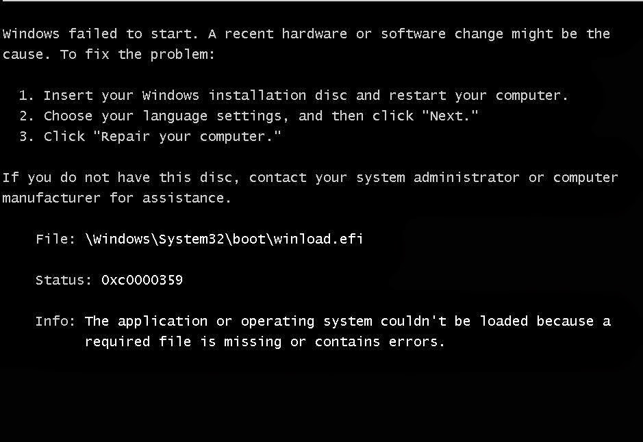 Henk's blog: PXE Boot files in RemoteInstall folder