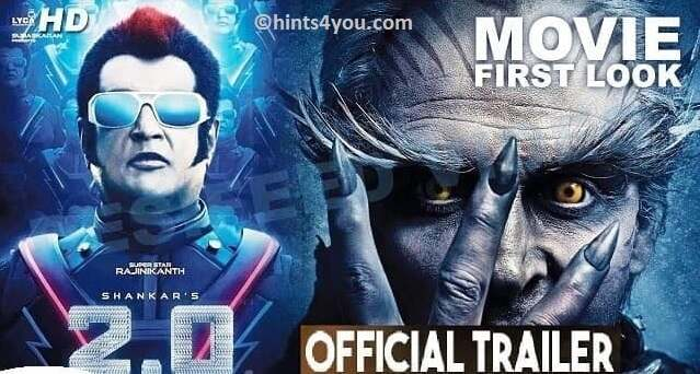 Review of Robot 2.0 movie:
