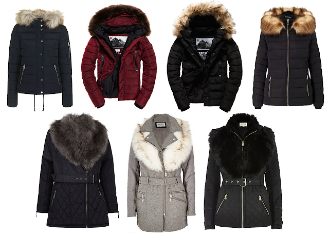 What Cat Says - Wishlist | Puffers & Belted Parkas