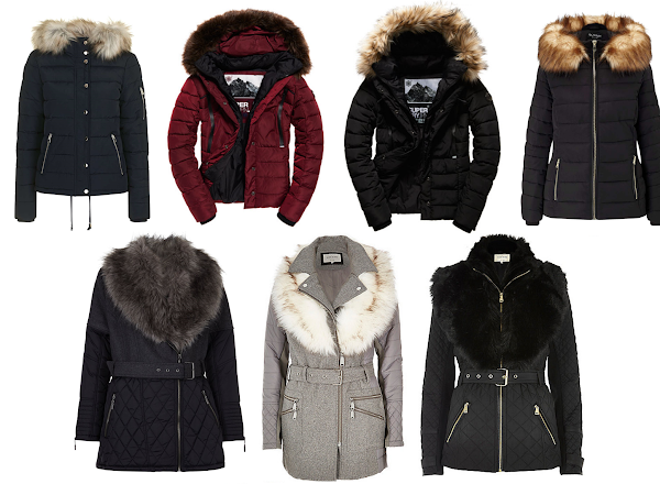 Wishlist | Puffers & Belted Parkas