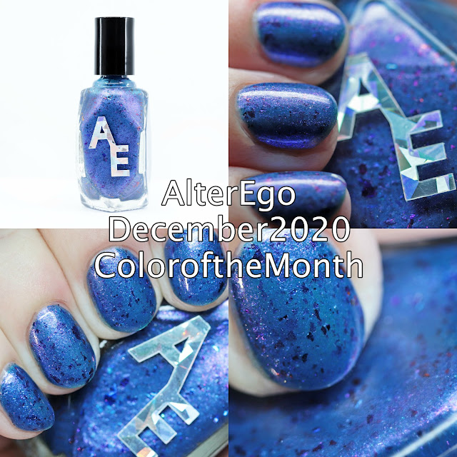 Alter Ego December 2020 Polish of the Month