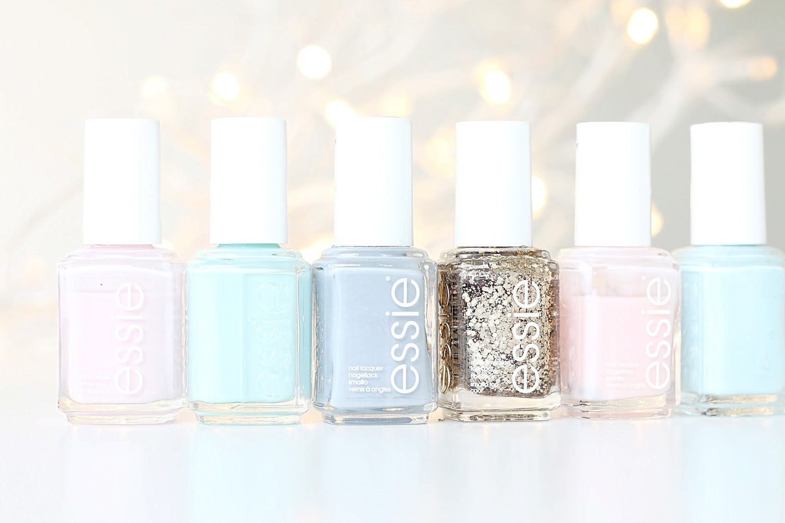 My Favourite Essie Colours