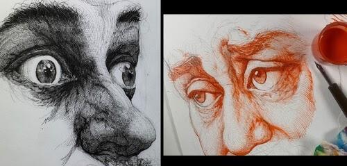 00-Ink-Portraits-Alphonso-Dunn-www-designstack-co