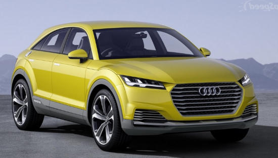 2018 Audi Q4 Review And Price Auto Redesign