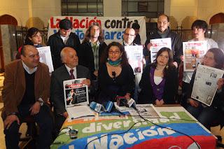 DECLARACIÓN SINDICATO DE TRABAJADORES: Denuncian degradación total de La Nación privatizada
