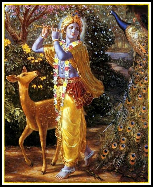Krishna images art