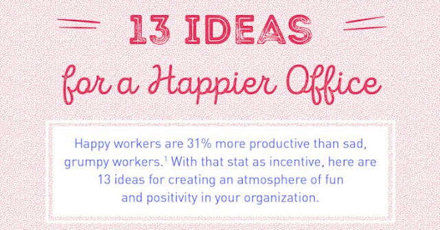 ideas for happier office more productive workforce better employee project management