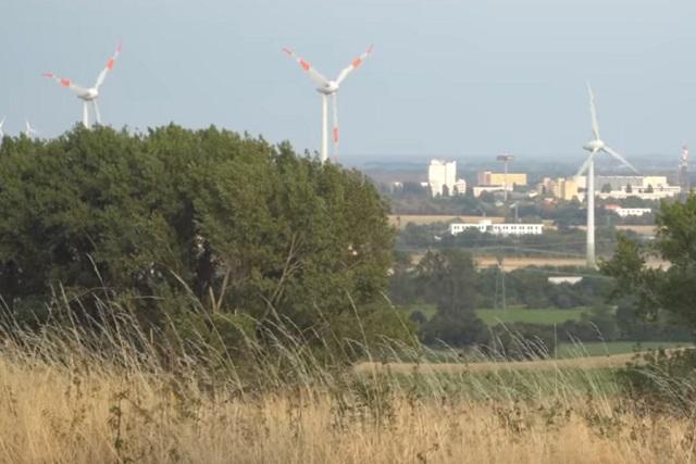 negara penghasil energi terbarukan terbesar di dunia