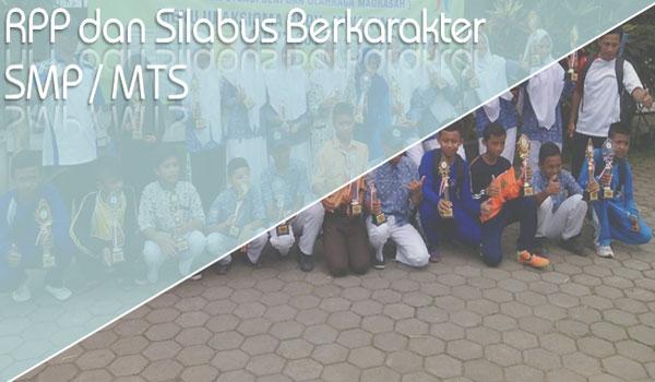 RPP dan Silabus Berkarakter SMP MTS Mapel IPS Kelas 9 / IX (Kelas 3)