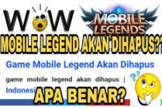 Apakah Mobile Legends Akan Ditutup