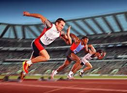 Lari jarak pendek yaitu lari yang menempuh jarak antara  Materi Sekolah |  Macam - Macam Teknik Dasar Lari Jarak Pendek