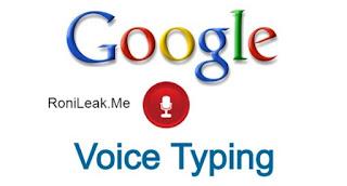 Cara Mengetik Tulisan dengan melalui Suara Voice Typing di Google Docs