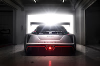 Nissan brings excitement from the road to the track with LEAF NISMO RC