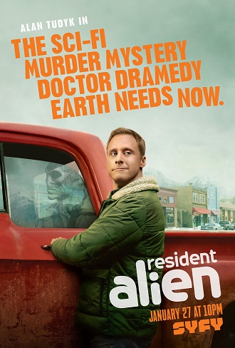 Resident Alien Season 1 Complete Download 480p & 720p All Episode