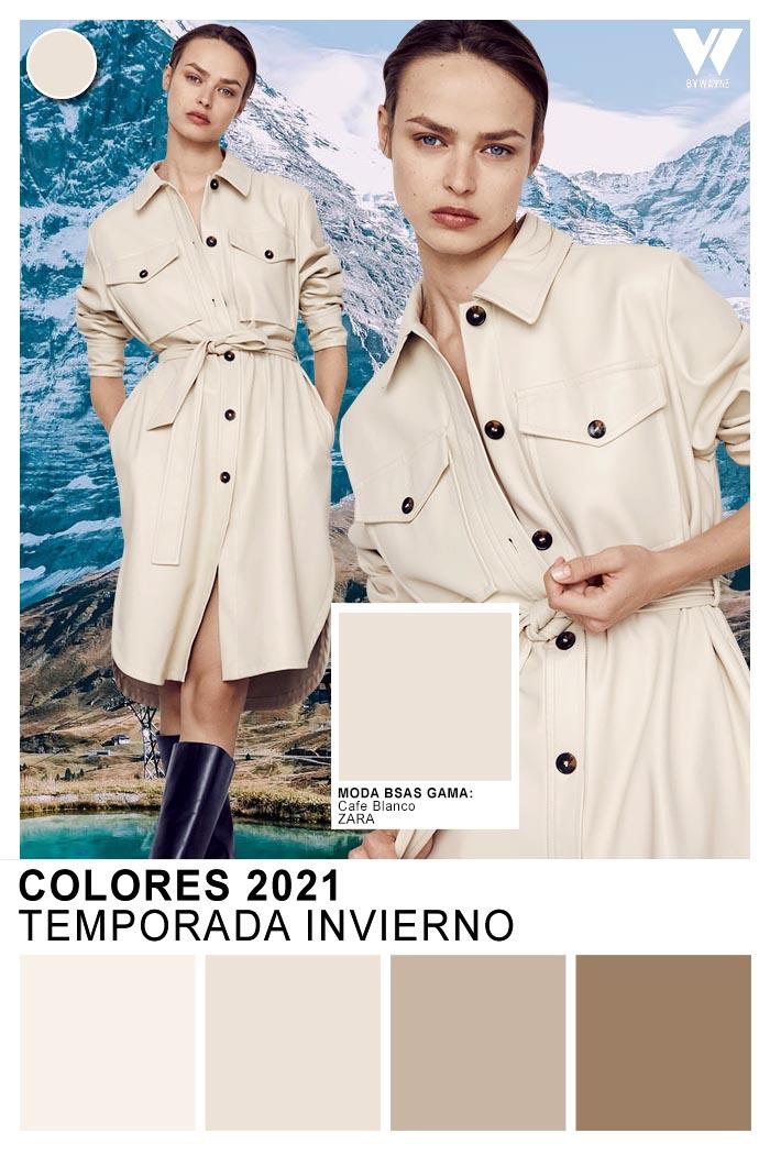 Colores 2021 Temporada Invierno Zara 10