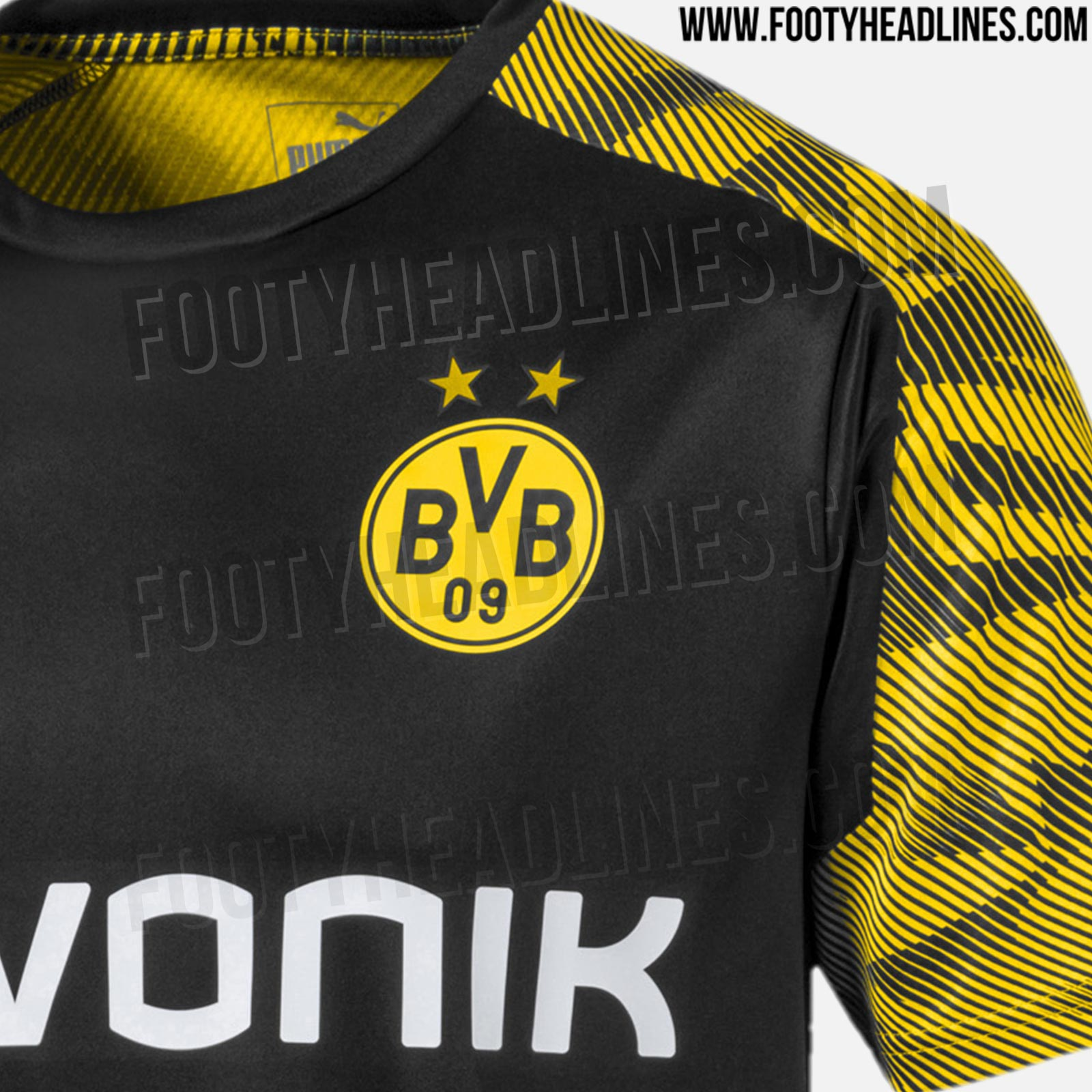 Borussia Dortmund 19-20 Training Kits Leaked - Footy Headlines