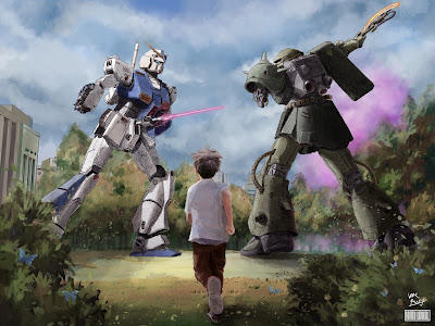 Mobile Suit Gundam 0080: War In The Pocket
