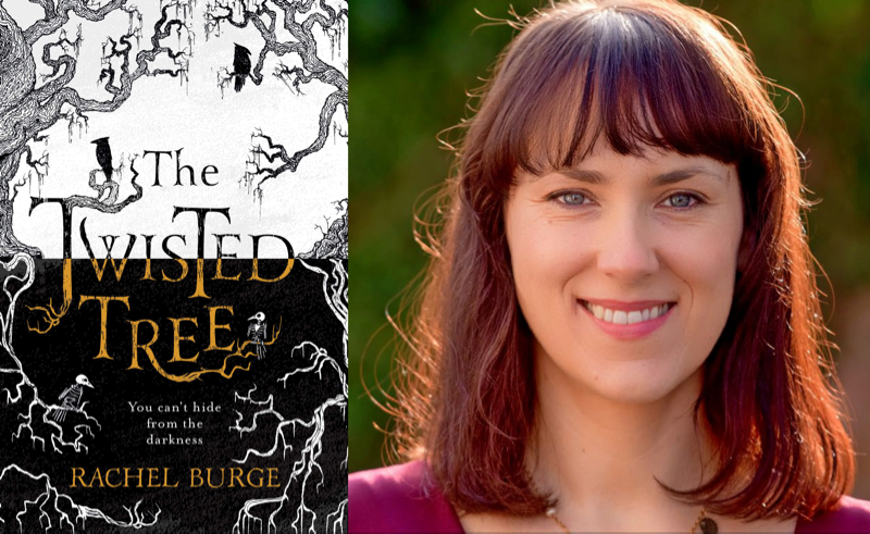 The Twisted Tree by Rachel Burge | Superior Young Adult Fiction | Book Review