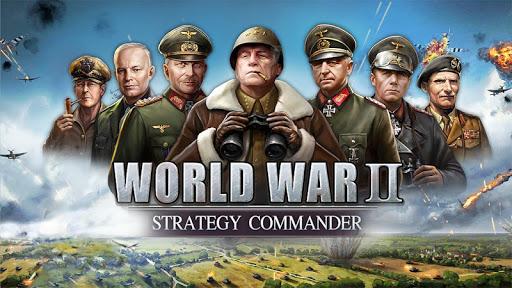 تحميل لعبة World War 2 WW2 Grand Strategy مهكرة