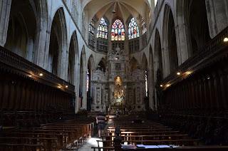 Toulouse. Catedral de Saint-Etienne
