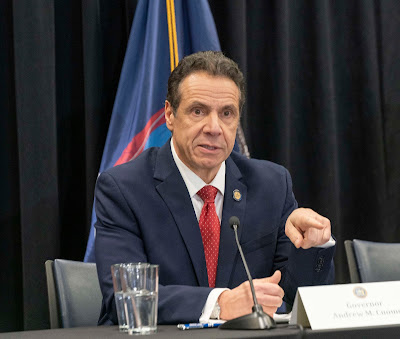 Looks Like Trump May Be Right About Cuomo