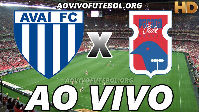 Assistir Avaí vs Paraná Ao Vivo HD