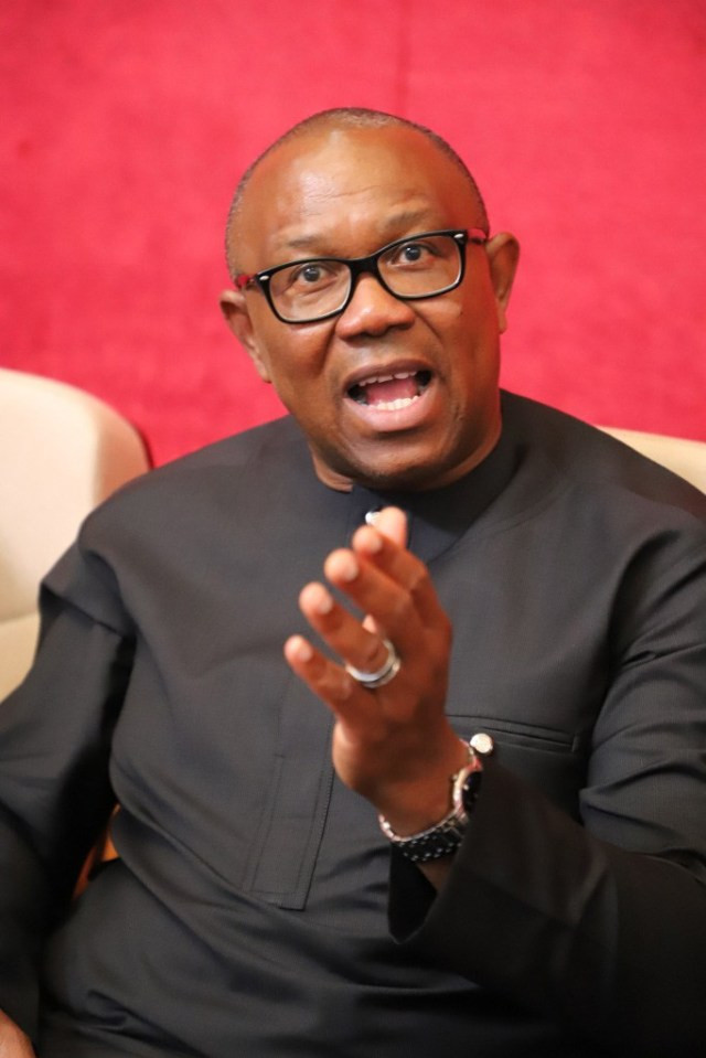 Cries out: Nigeria has not treated Igbos fairly - Peter Obi