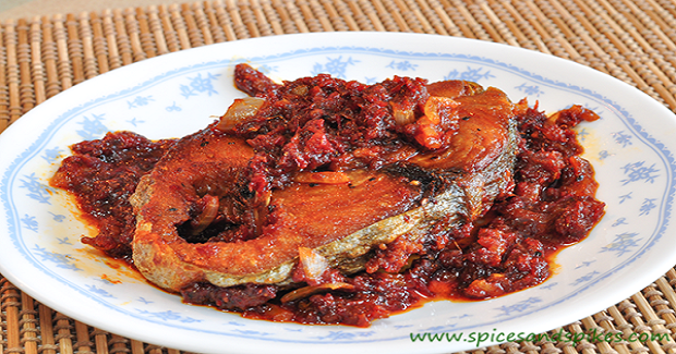 Tuna In Sambal Sauce Recipe