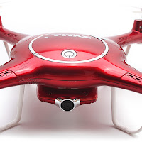 Syma X5UW Quadcopter Camera Front