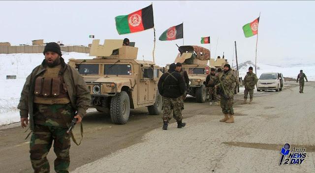 طالبان  اسقاطا طائرة عسكرية أميركية ومقتل جميع ركابها