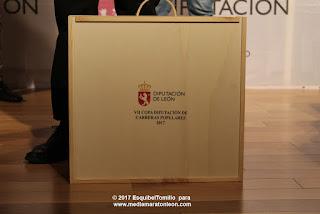 Entrega Premios Copa DIputacion Leon 2019
