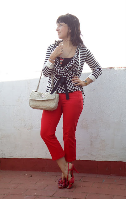 outfit+lunares