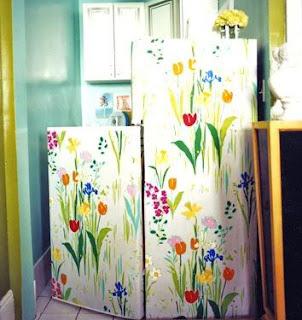 cicekli-buzdolabi-yapimi