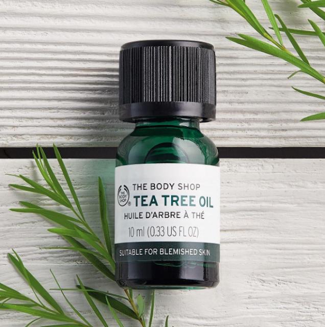 kem tri mun danh cho ba bau Tea Tree Oil