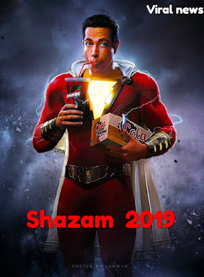 Shazam movie 2019