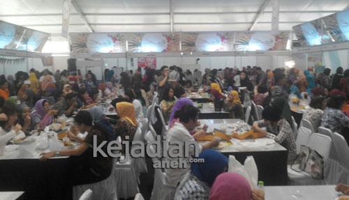 pameran kuliner lapangan banteng