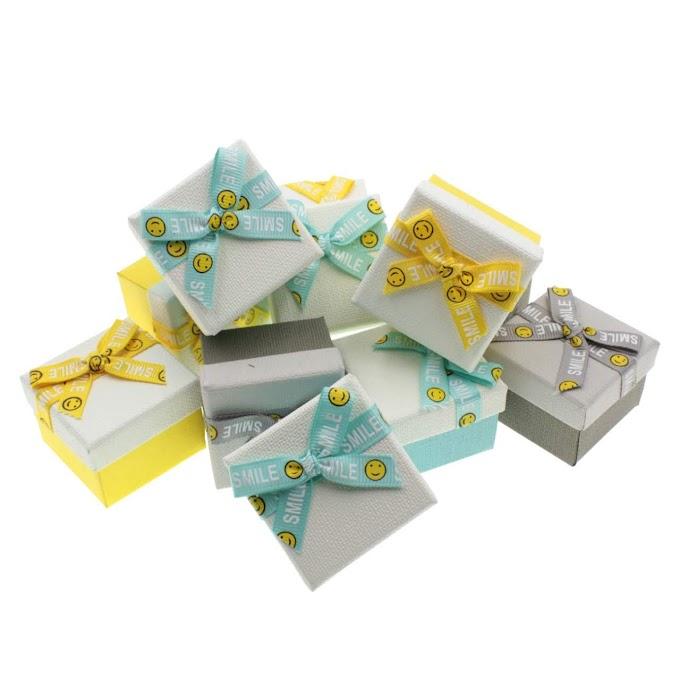 Коробка под кольцо BOXSHOP #box9