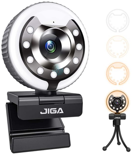 JIGA 1080P Webcam