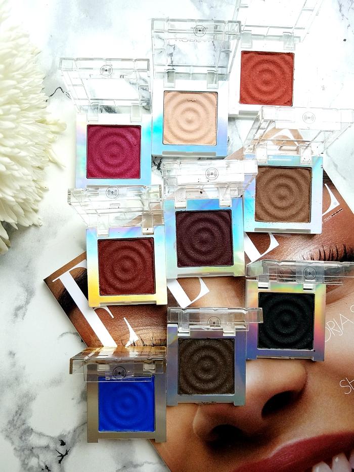 L´Oréal Paris - Color Queen Oil Mono Eyeshadow - Review & Swatches 6