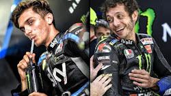 Luca Marini Bakal Naik Kasta ke MotoGP, Adik Valentino Ross Buka Suara