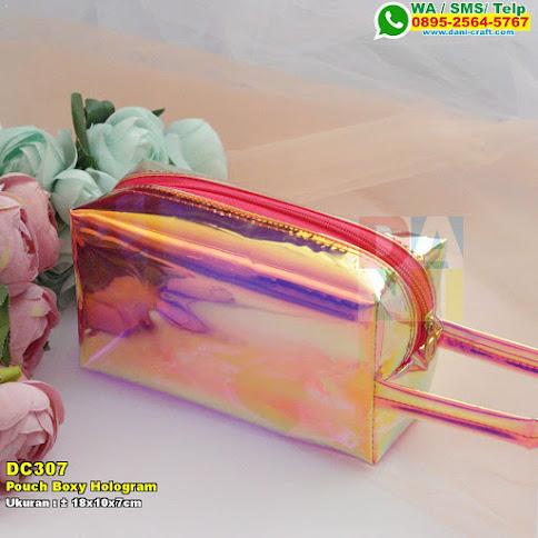 Pouch Boxy Hologram