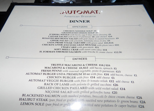 Automat Mayfair