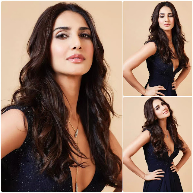Vaani Kapoor Big Beach Waves