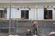 Pembangunan Masjid Tola Masuk Tahap Finishing